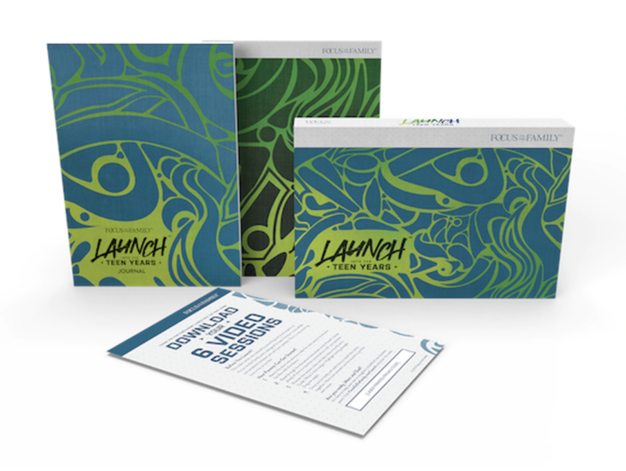 Launch Into the Teen Years Kit